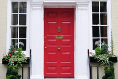 Helping you choose the right front door for your home.