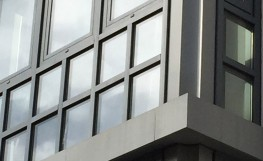 The advantages of powder coated aluminium windows.