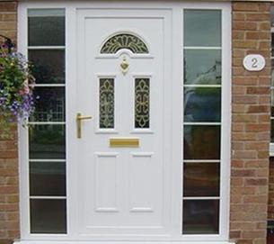 PVCu Panel Doors