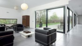 aluminium lift slide doors